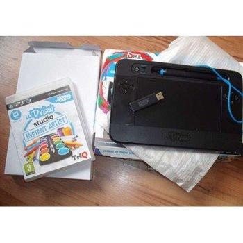 PS3 UDraw Studio Instant Artist met Tablet kopen