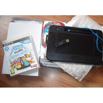 PS3 UDraw Studio with Tablet