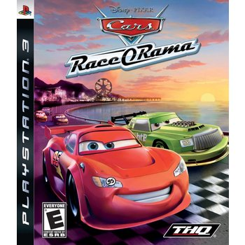 PS3 Cars Race-o-Rama