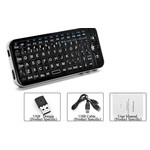 Gaming US Wireless Air Mouse + Remote Control