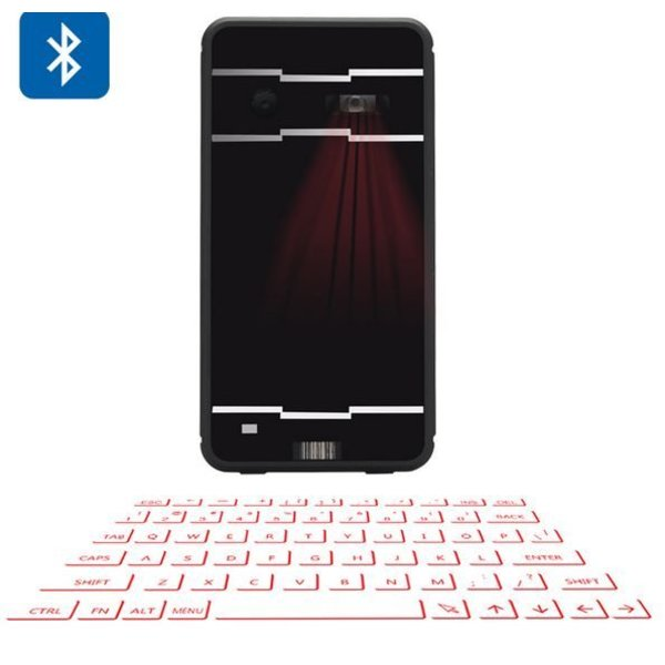 Gaming US New: Wireless Laser Projection Keyboard