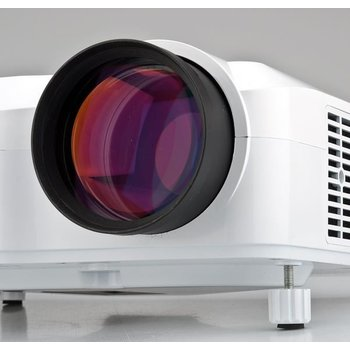 Gaming US 3800 Lumens HD LED Projector - 1280x768 DPI Resolution