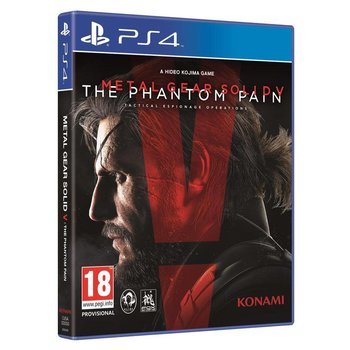 PS4 Metal Gear Solid V (5) The Phantom Pain
