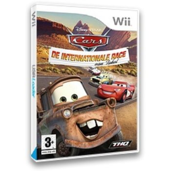 Wii Cars Mater-National