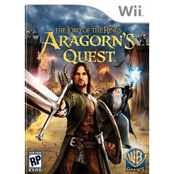 Wii Lord of the Rings: Aragorn's Quest kopen