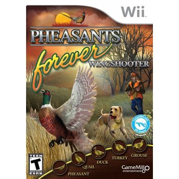 Wii Pheasants Forever kopen