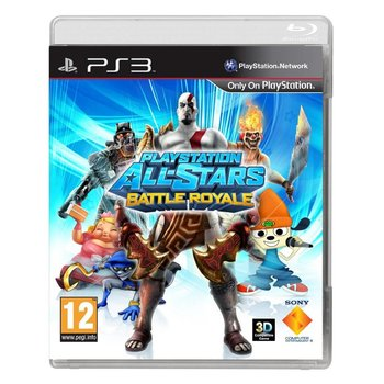 PS3 Playstation All-Stars Battle Royale kopen