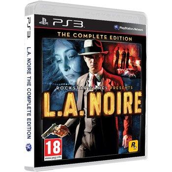 PS3 LA Noire (L.A. Noire) Complete Edition