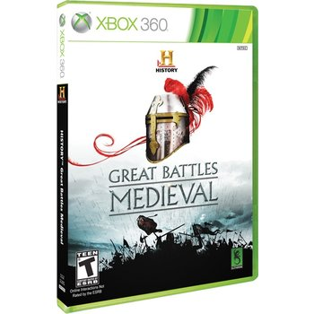 Xbox 360 History - Great Battles Medieval kopen