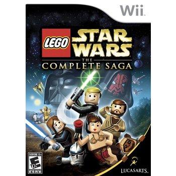 Wii Lego Star Wars The Complete Saga kopen