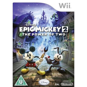 Wii Epic Mickey 2