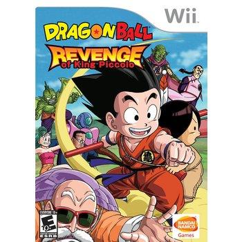 Wii Dragonball - Revenge of King Piccolo