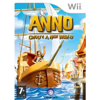 Wii Anno: Create a New World kopen