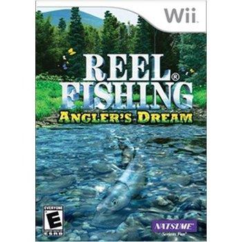 Wii Reel Fishing Angler's Dream