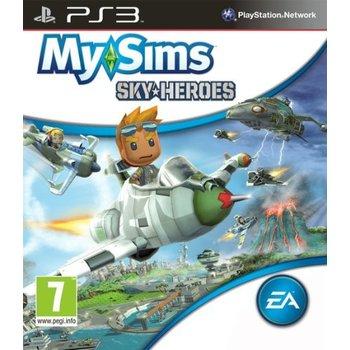 PS3 My Sims Skyheroes