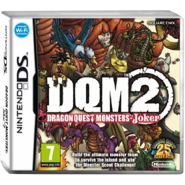 DS Used: Dragon Quest Monsters - Joker 2