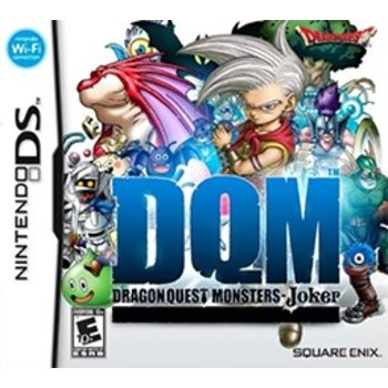 DS Dragon Quest Monsters - Joker