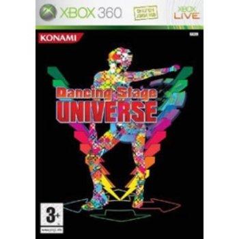 Xbox 360 Dancing Stage Universe met 2 dansmatten kopen