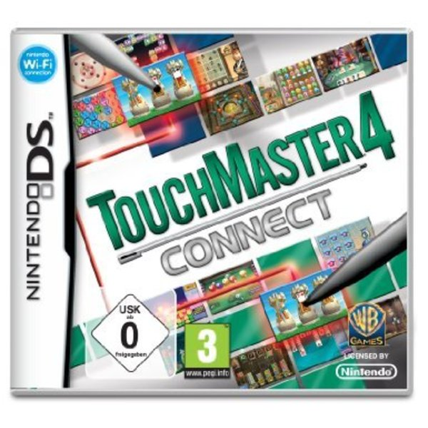 DS Used: Touchmaster (Touch Master) 4