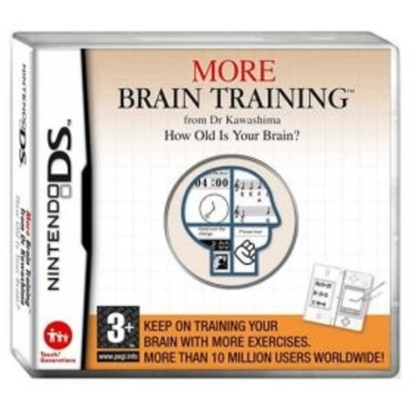 DS Used: More Brain Training