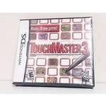 DS Used: Touchmaster (Touch Master) 3