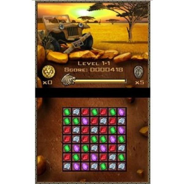 DS Used: Jewel Quest Expeditions