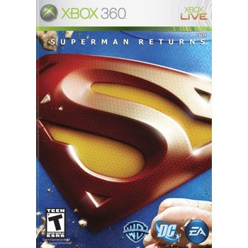 Xbox 360 Superman (Super Man) Returns
