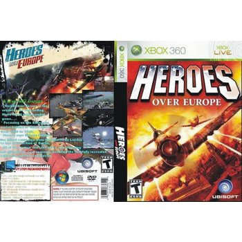 Xbox 360 Heroes over Europe kopen