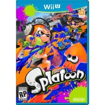 Wii U Splatoon