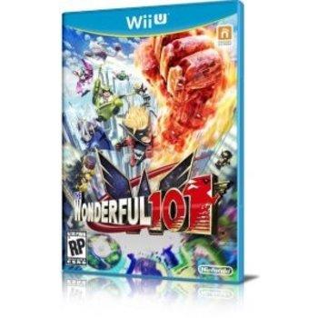 Wii U The Wonderful 101