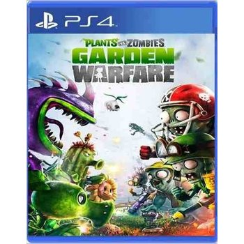 PS4 Plants vs. Zombies Garden Warfare