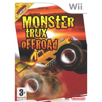 Wii Monster Trux Offroad