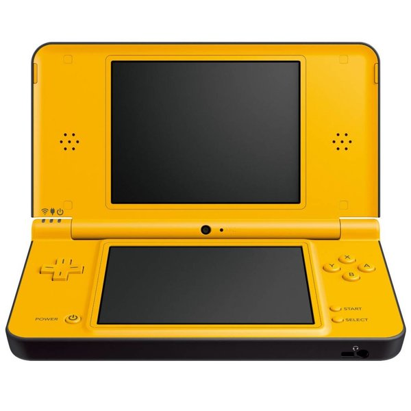 DS Used: Nintendo DSi XL - Yellow