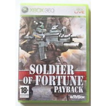 Xbox 360 Soldier of Fortune Payback kopen
