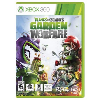 Xbox 360 Plants vs. Zombies Garden Warfare