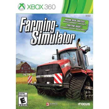 Xbox 360 Farming Simulator