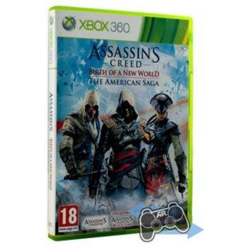 Xbox 360 Assasin's Creed Birth of a new World - The American Saga kopen