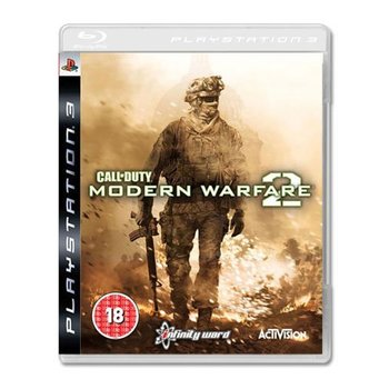 PS3 Call of Duty Modern Warfare 2