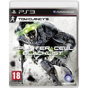 PS3 Splinter Cell BlackList