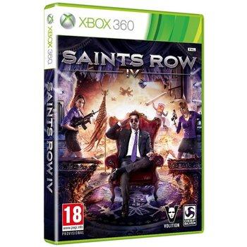 Xbox 360 Saints Row 4 (IV)
