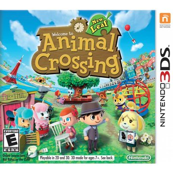 3DS Animal Crossing New Leaf kopen