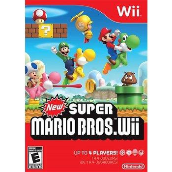 Wii New Super Mario Bros kopen