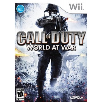 Wii Call of Duty: World at War kopen
