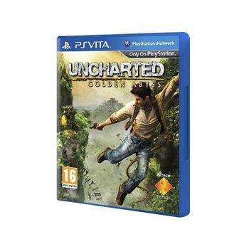 PS Vita Uncharted: Golden Abyss kopen
