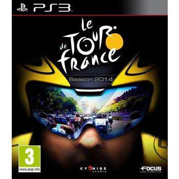 PS3 Tour De France 2014