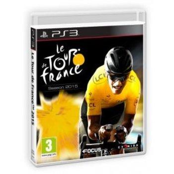 PS3 Tour De France 2015