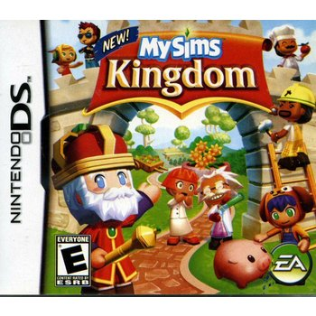 DS My Sims Kingdom