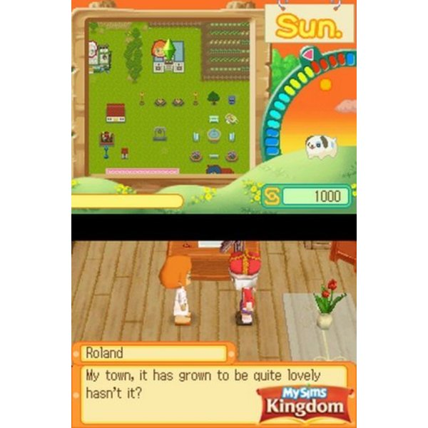 DS Used: My Sims Kingdom