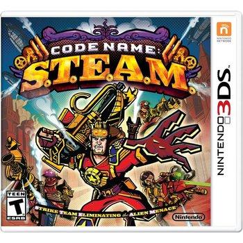 3DS Code Name S.T.E.A.M. kopen