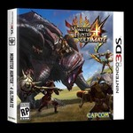 3DS Used: Monster Hunter 4 Ultimate
